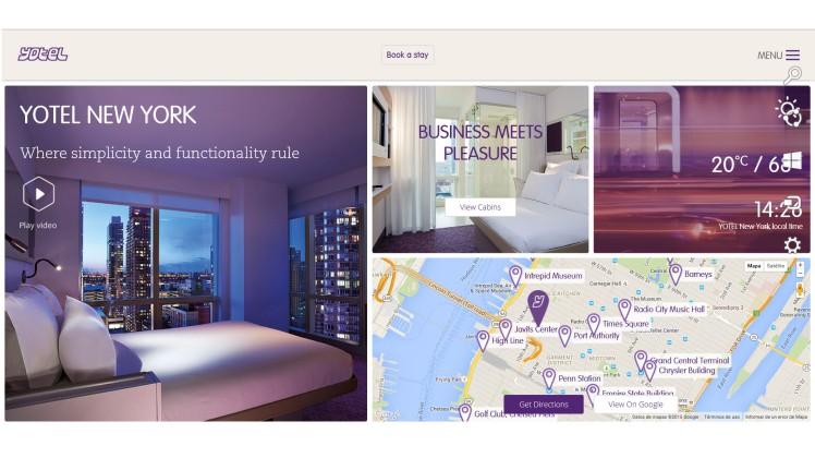 hotel yotel nueva york