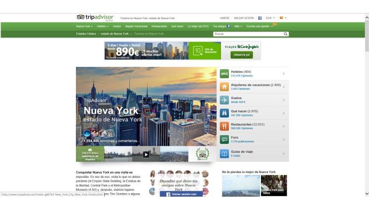 tripadvisor nueva york hoteles baratos