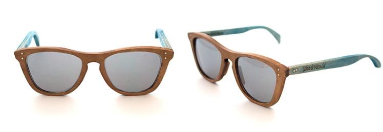 woodfriends 149 gafas de sol de madera